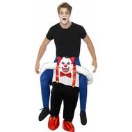 Gedragen door enge clown