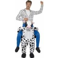 Gedragen door koe