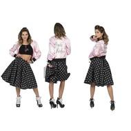 Grease jasje Pink lady