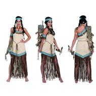 Indianenjurkje Teepee vrouw