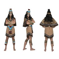 Azteken jurk voor dames