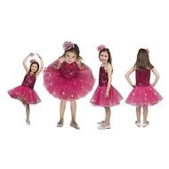 Prima ballerina jurkje meisjes