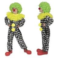Clownspak kind Peppino van Kokki