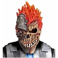 Masker cyber zombie schedel