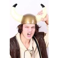 Plastic viking helm volwassen