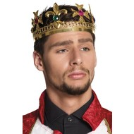 Koningskroon metaal luxe