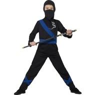 Ninja Japan kostuum kind zwart