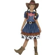 Texaans cowgirl pak