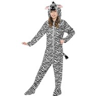 Zebra pak voor kinderen