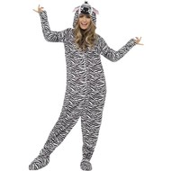 Zebra pak onesie