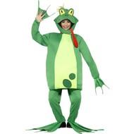 Kikker kostuum Froggy