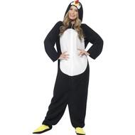 Pinguïn pak onesie