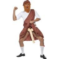Fout Schots Willy kostuum