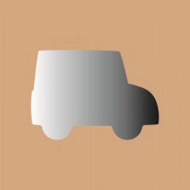 Cristallo Spiegelset Auto