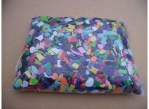 Cristallo Kunststof mozaieksteentjes 1000 gram