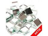 Spiegelsteentjes 1x1 cm ca. 270 stuks LOS