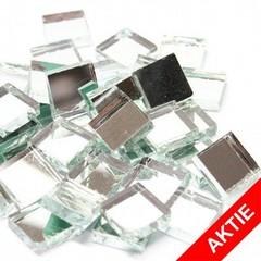 Cristallo Spiegelsteentjes 1x1 cm ca. 270 stuks LOS
