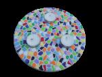 Mozaiek Waxinelichthouder