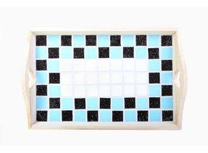 Cristallo Mozaiek pakket Dienblad MINI nr. 6