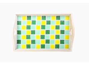 Cristallo Mozaiek pakket Dienblad MINI nr. 4