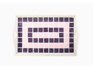 Cristallo Mozaiek pakket Dienblad MINI nr. 2