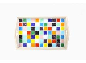Cristallo Mozaiek pakket Dienblad MINI nr. 1