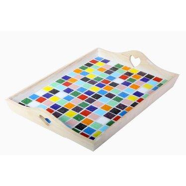 Cristallo Mozaiek pakket Dienblad MEDIUM nr. 1