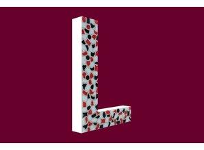 Cristallo Mozaiek pakket Letter L Stoer