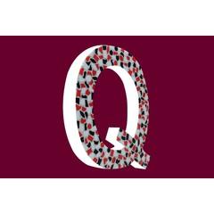 Cristallo Design Stoer, Letter Q