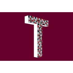 Cristallo Design Stoer, Letter T