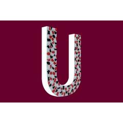 Cristallo Design Stoer, Letter U