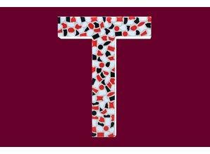 Cristallo Mozaiek pakket Letter T Stoer