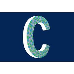 Cristallo Design Fris, Letter C