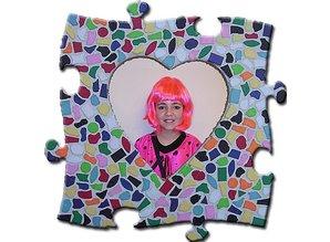 Cristallo Mozaiek pakket Fotolijst Vario Hart