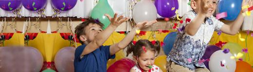 Ideeen kinderfeestje