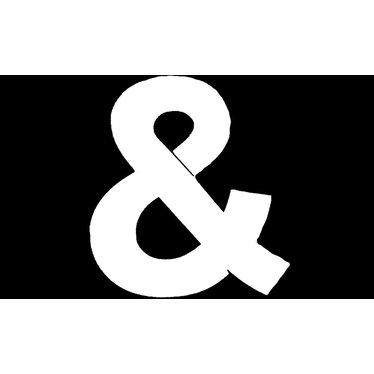 Cristallo Blanco &-teken