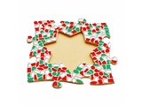 Cristallo Mozaïek pakket Fotolijst Ster Kerst