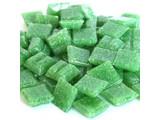 Cristallo Glas-mozaieksteentjes 1x1 cm ca. 200 stuks Donkergroen