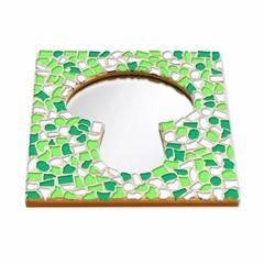 Cristallo Mozaiek pakket Spiegel Paddenstoel Lente