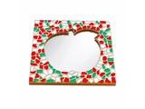 Cristallo Mozaiek pakket Spiegel DeLuxe Appel Kerst