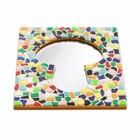 Cristallo Mozaiek pakket Spiegel Paddenstoel Vario