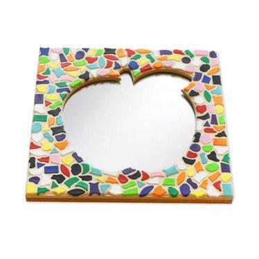 Cristallo Spiegel Appel Vario Mozaiek pakket