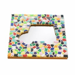 Cristallo Mozaiek pakket Spiegel Auto Vario