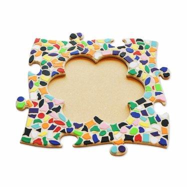 Cristallo Mozaiek pakket Fotolijst Vario Bloem