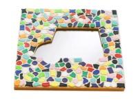 Mozaiek pakketten spiegels Auto