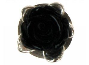 Sari Design zwarte roos