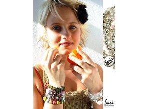 Sari Design ovaal button, old movistars