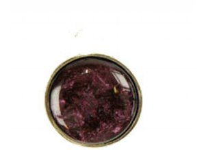Sari Design chique button, paars