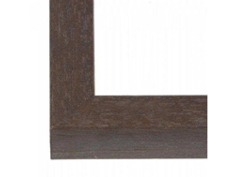 DLF Wissellijsten Basic koloniaal bruin - houten wissellijsten