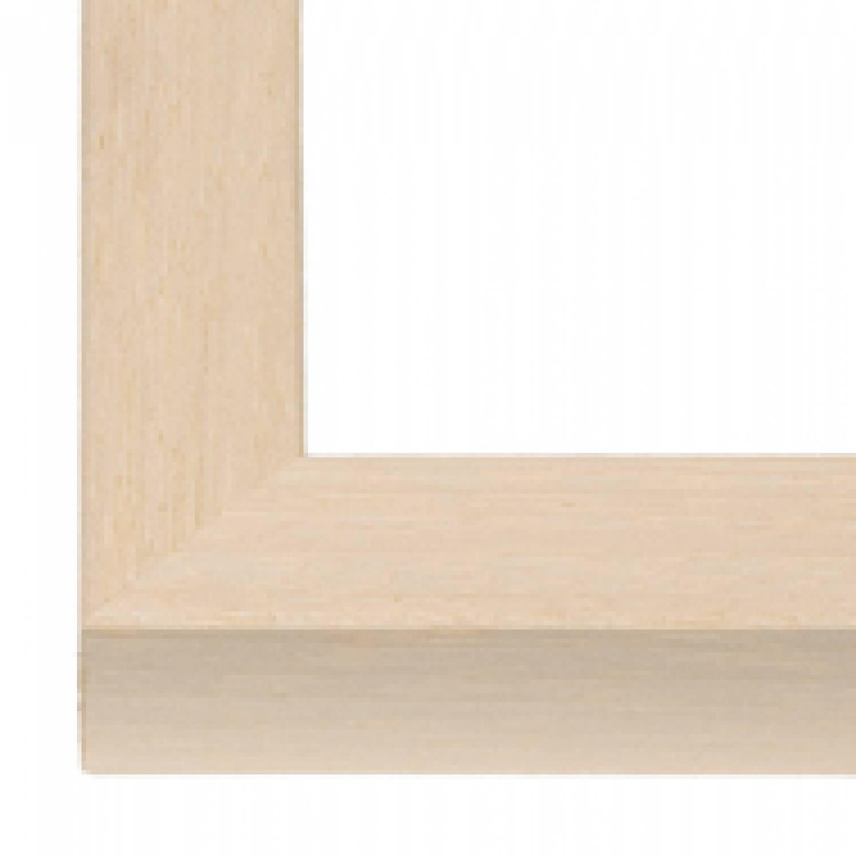 De Lijsten Fabriek Wissellijsten Premium blank ongelakt - houten lijsten